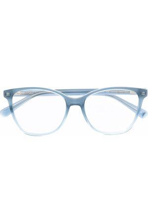 Longchamp Brille mit rundem Gestell