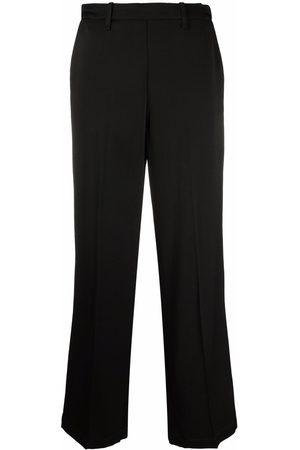FORTE FORTE Damen Hosen & Jeans - Hose mit elastischem Bund