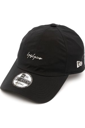 YOHJI YAMAMOTO Herren Hüte - Logo-embroidered stitched cap