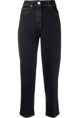 PESERICO SIGN Damen Straight - High-waist jeans