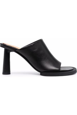 Jacquemus Damen Clogs & Pantoletten - Asymmetrische Mules