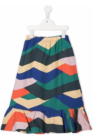 Bobo Choses Graphic-print maxi skirt
