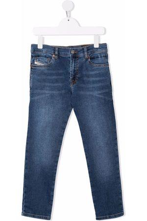 Diesel Jungen Slim - Slim-fit denim jeans