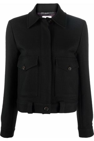 Paul Smith Cropped wool jacket