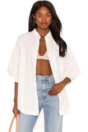 Free People Damen Shirts - Cool & Clean Buttondown in . Size XS, S, M.
