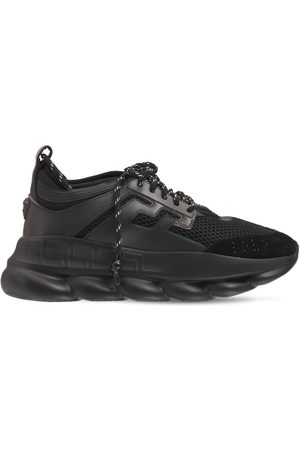 "VERSACE Damen Sneakers - Sneakers Aus Mesh ""chain Reaction"""