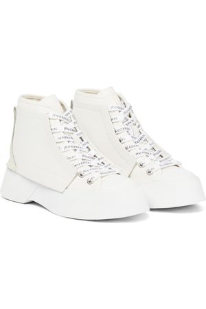 J.W.Anderson High-Top-Sneakers Trainer