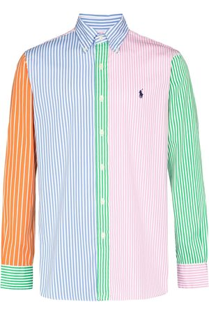 Polo Ralph Lauren Herren Shirts - Contrasting stripe pattern shirt