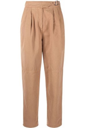 Etro Damen Tapered - Casual tapered-leg jeans - Nude