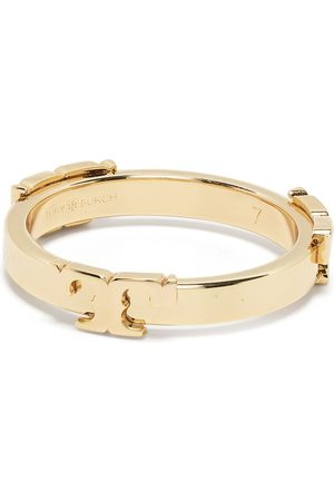 Tory Burch Damen Ringe - T-logo stackable ring