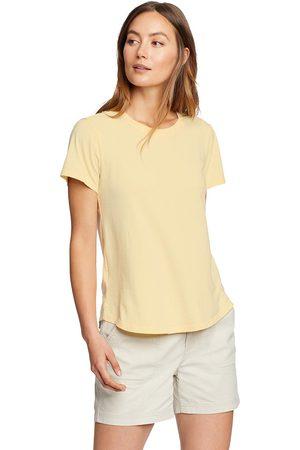 Eddie Bauer Damen Shirts - Mineral Novelty T-Shirt Damen Gr. XS