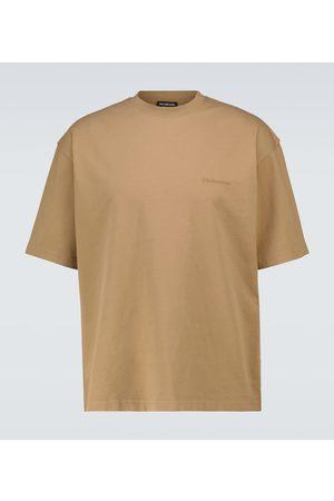 Balenciaga T-Shirts - T-Shirt aus Baumwolle