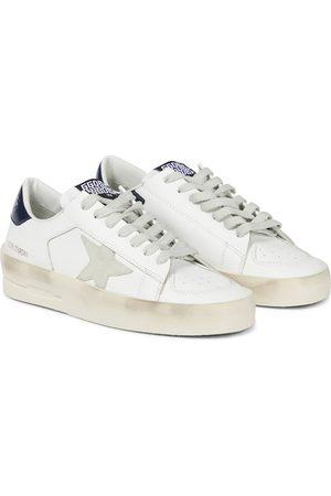 Golden Goose Damen Sneakers - Sneakers Stardan aus Leder