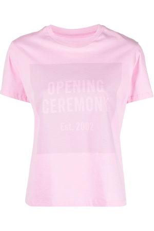Opening Ceremony T-Shirt mit Logo