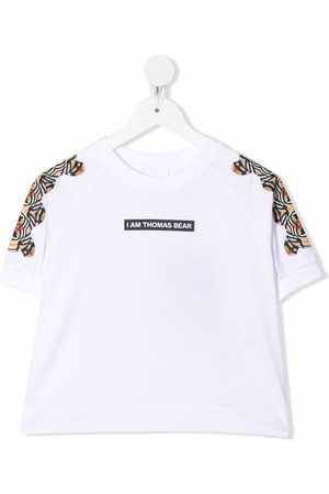 Burberry Montage-print T-shirt