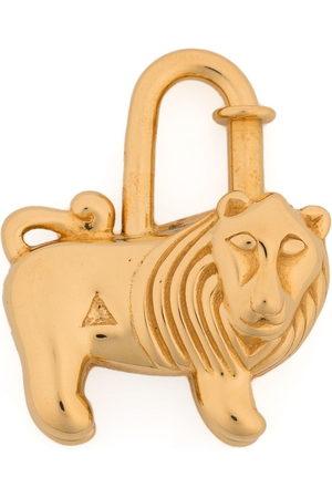 Hermès 1997 pre-owned Lion Cadena Anhänger