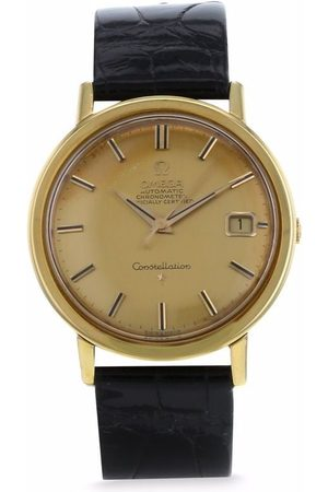 Omega 1960s pre-owned Constellation 36mm