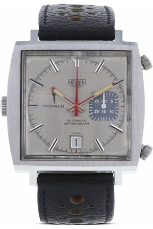 Tag Heuer 1970s pre-owned Monaco 38mm