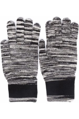 Missoni Gestreifte Handschuhe