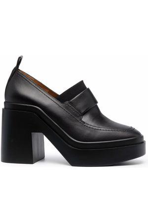 Robert Clergerie Damen Pumps - Nola leather pumps