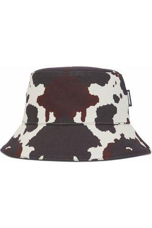 Burberry Herren Hüte - Cow-print bucket hat