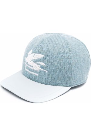 Etro Herren Caps - Pegaso-embroidered baseball cap