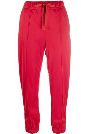 SEMICOUTURE Damen Jogginghosen - Logo drawstring track-pants
