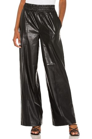 BLANK NYC Faux Leather Wide Leg in . Size M, S, XS.