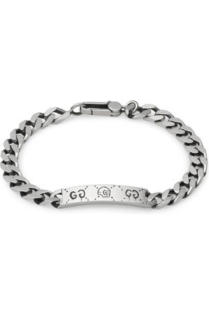 Gucci Herren Uhren - Ghost Kettenarmband in Silber