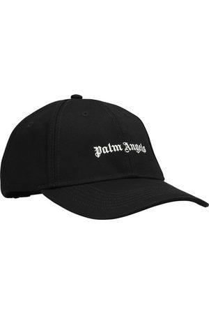 Palm Angels Herren Caps - Logo-Basecap