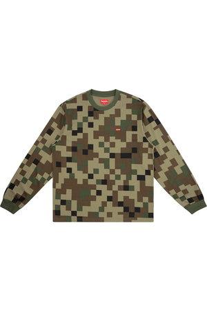 Supreme Damen Longsleeves - Langarmshirt mit kleinem Logo
