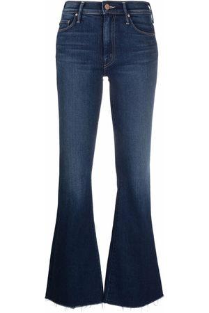 Mother Damen Bootcut - Flared denim jeans
