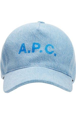 A.P.C. Baseballkappe Aus Baumwolle