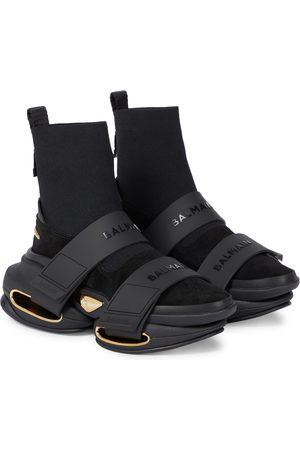 Balmain High-Top-Sneakers BBold