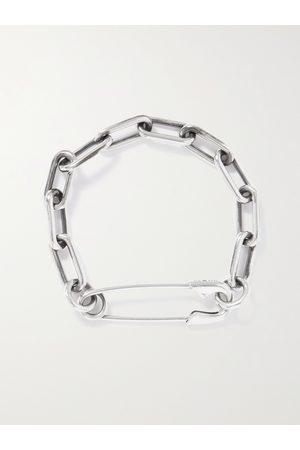 Jam Homemade Herren Armbänder - Safety Pin Sterling Bracelet