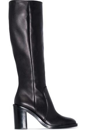 Gianvito Rossi Damen Stiefeletten - 85mm knee-high boots