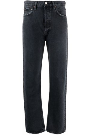 AGOLDE Damen Straight - 90's Pinch Waist denim jeans