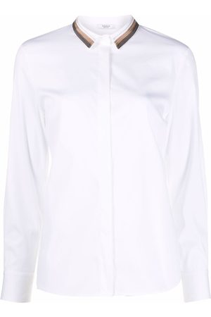 PESERICO SIGN Damen Shirts - Button-down fitted shirt