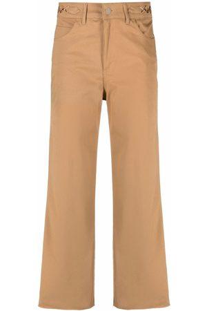 Liu Jo Damen Hosen & Jeans - Straight-leg trousers