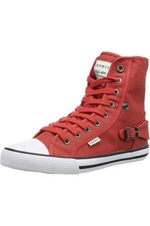 ESPRIT Benny Lu Bootie 024EKKW004, Unisex-Kinder Sneaker, (flame red 609)