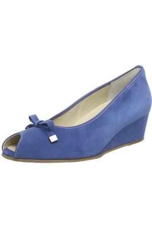 Hassia Damen Pumps, (blue 3200)