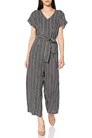 Mavi Damen Short Sleeve Overalls Jumpsuit