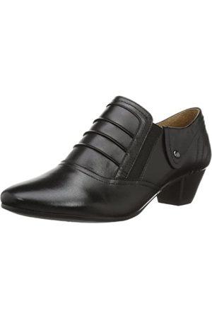 CAPRICE Damen Lotta-1-1 9-9-24317-22 001 Slipper, (Black 1)