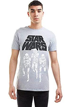 Star Wars Herren Trooper Trio T-Shirt