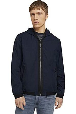 TOM TAILOR 1024400 Basic Jacke, Blue