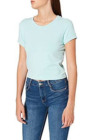 Urban classics Damen Ladies Stretch Jersey Cropped Tee T-Shirt