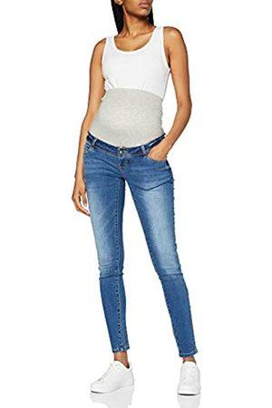 Mama Licious Damen MLFLORIDA Slim A. Jeans
