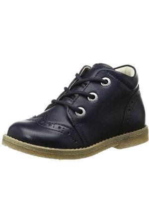 Froddo G2130024-2 Dark Blue Leather Anatomic Classic lace up Shoe G2130024-2 Jungen Schnürhalbschuhe, (Dark Blue)