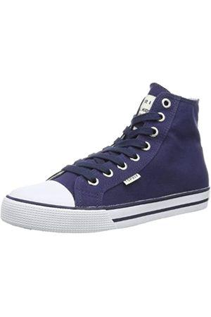 ESPRIT Conny Lu Bootie 024EKKW012, Unisex-Kinder Sneaker, (navy 415)