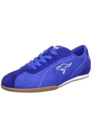 KangaROOS Selma-Combo 3242B, Damen Sneaker, (almostroyal/wht 440)